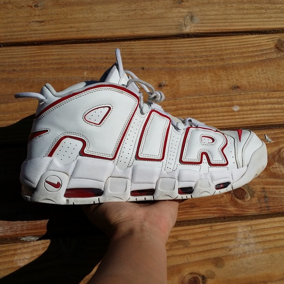 Nike Other - Nike Air More Uptempo Scottie Pippen Basketball